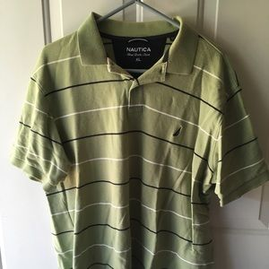Men's Nautica polo shirt